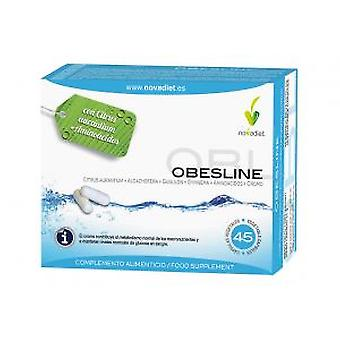 Novadiet Obesline 45 Capsules (Diet , Supplements)