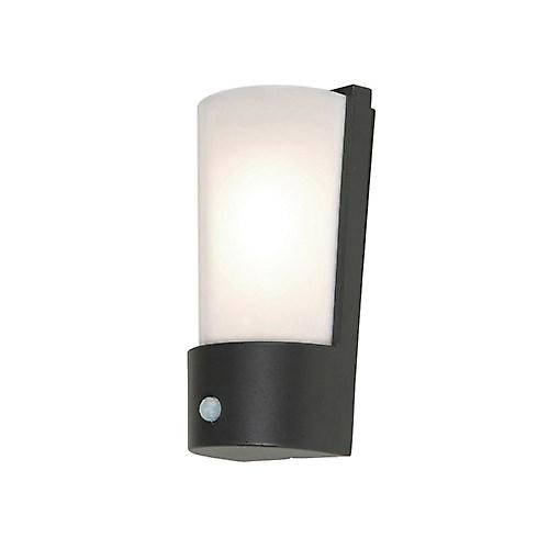 Elstead AZ/LE7 D/GRY PIR Azure Modern Style Low Energy Security Wall Light with PIR