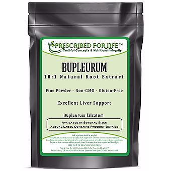 Bupleurum - 10:1 Natural Root Extract Powder - (Bupleurum falcatum)