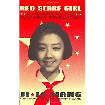 Red Scarf Girl by Ji Li Jiang - 9780060275853 Book