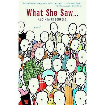 What She Saw in Roger Mancuso - Gunter Hopstock - Jason Barry Gold -