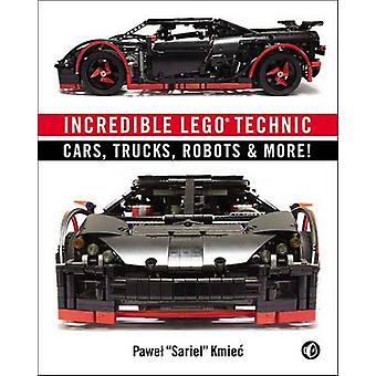 Incredible LEGO Technic - Cars - Trucks - Robots & More! by Pawel 'sar