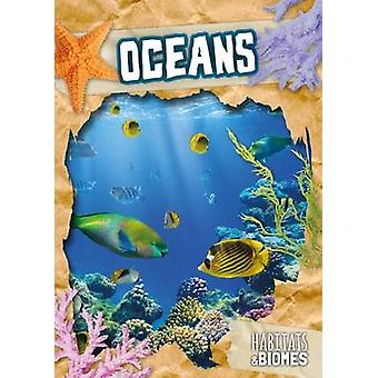 Oceans by Mike Clark - 9781786371676 Book