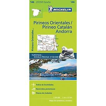 Pirineos Orientales Zoom Map 146 - 9782067218147 Book
