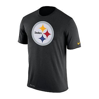 Nike NFL Pittsburgh Steelers Legend logo Essential 3 Dri-Fit T-shirt