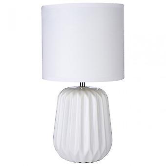 Premier Home Winola Table Lamp, White
