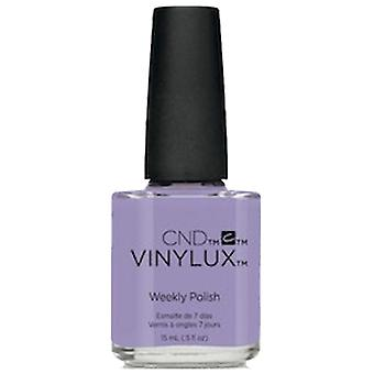 CND vinylux Flora & Fauna Collection Weekly Nail Polish - Thistle Thicket (184) 15ml