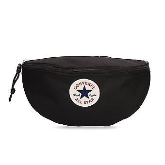Converse kaikki Star rinta reppu Pack vyötärö pylly pienet tuotteet muoti kanto laukku musta