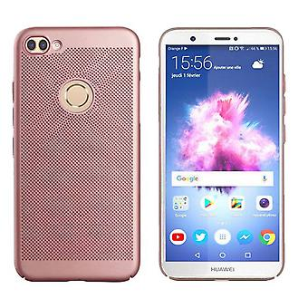 Cover Mesh Holes per Huawei P Smart Rose Gold