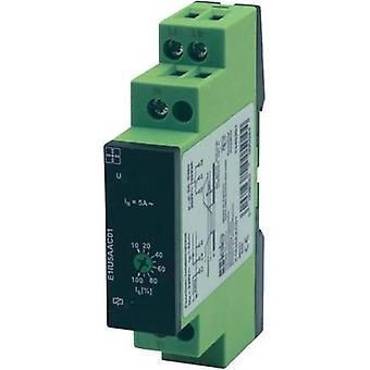 tele 1340201 E1IU5AAC01 Gamma 1-Phase Current Monitoring Relay 1-phase current monitoring in 230 V/AC network