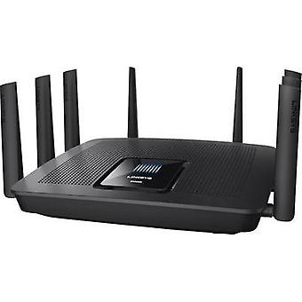 Linksys EA9500 WLAN router 2.4 GHz, 5 GHz 5.4 GBit/s