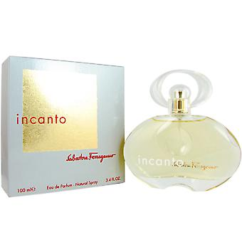 Ferragamo Incanto vrouwen 3.4 oz EDP Spray