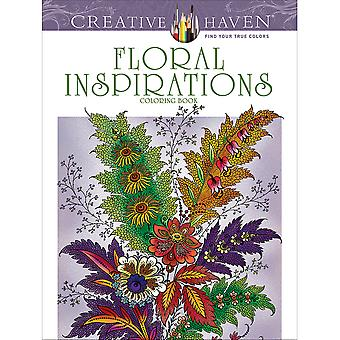 Dover Publications-Creative Haven : Inspirations florales DOV-07924