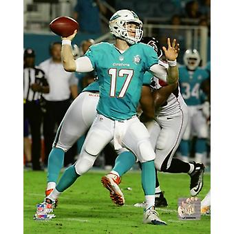Ryan Tannehill 2015 Action Photo Print