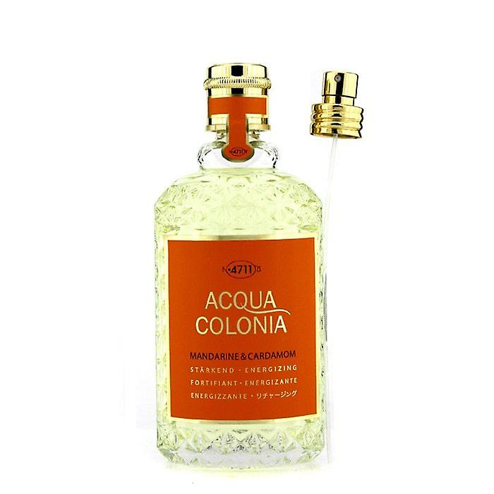 4711 Acqua Colonia Mandarine & Kardamom Eau De Cologne Spray 170ml / 5.7 oz