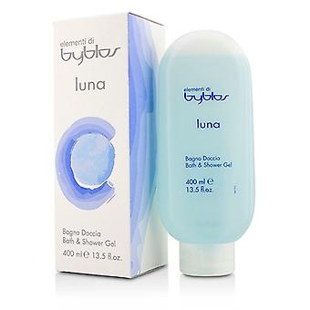 Byblos Luna bad & brusebad Gel 400ml / 13,5 oz