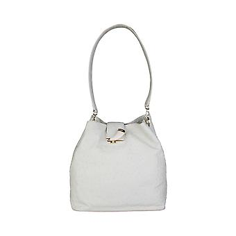 Cavalli Class Shoulder bag White