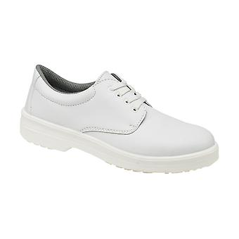 Footsure FS51n Womens Hygiene Safety Shoes Textile Microfibre Lace Up Footwear