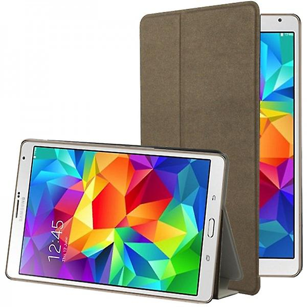 Brown Smart Cover for Samsung Galaxy Tab 8.4 S T700