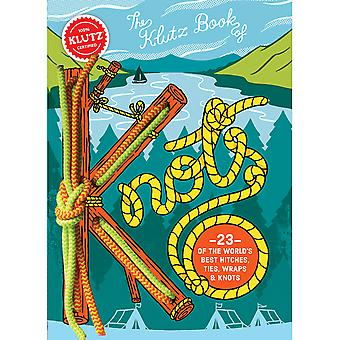 The Klutz Book Of Knots Kit- K810642