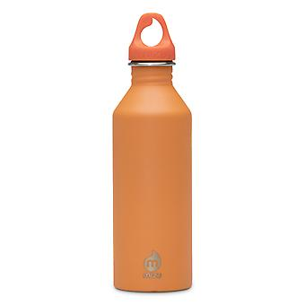 Mizu M8 800ml Stainless Steel Bottle - Orange