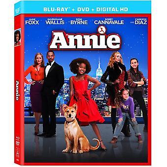 Annie [BLU-RAY] USA import