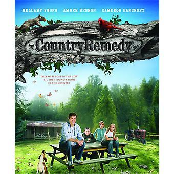 Importación del país USA remedio [Blu-ray]