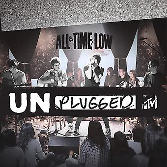 All Time Low - MTV Unplugged [CD] USA import