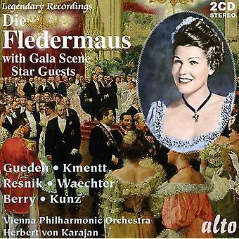 R. Strauss - Strauss: Läderlappen med Gala scen stjärnigt gäster [CD] USA import