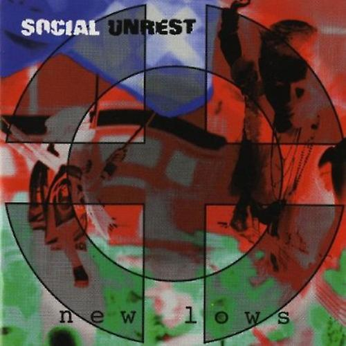 Social Unrest - New Lows [CD] USA import