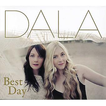 Dala - bedste dag [CD] USA importerer