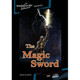 Magic Sword [DVD] USA import