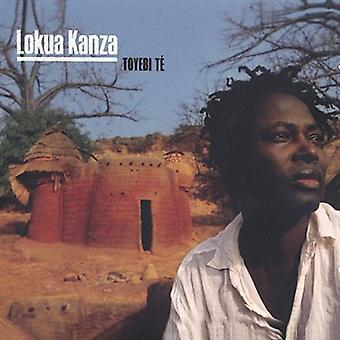 Lokua Kanza - Toyebi Te [CD] USA import