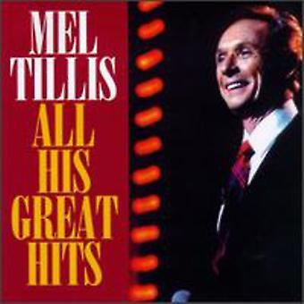 Mel Tillis - alle hans store Hits [CD] USA import