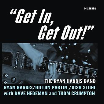 Ryan Harris Band - Get in Get Out! [CD] USA import