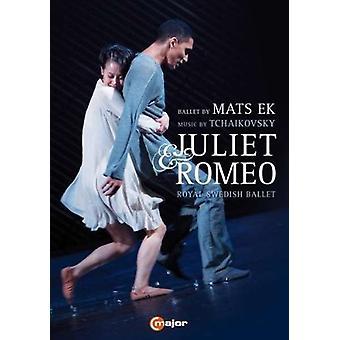 Tchaikovsky - importación de USA de Julieta y Romeo [DVD]