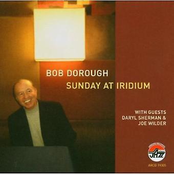 Bob Dorough - søndag på Iridium [CD] USA Importer