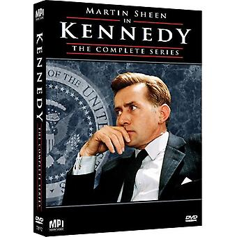 Kennedy - Kennedy: Complete Series [DVD] USA import