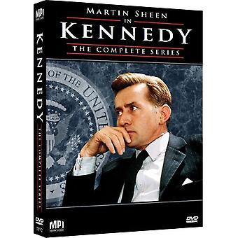 Kennedy - Kennedy: Hele serien [DVD] USA import