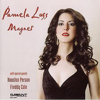 Pamela Luss - Magnet [CD] USA import
