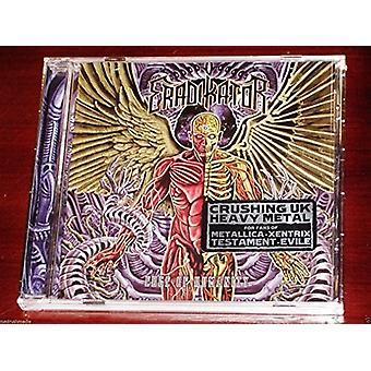Eradikator - kanten af menneskeheden [CD] USA import