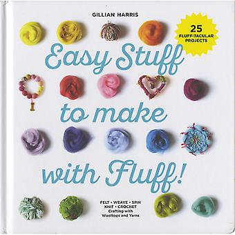 Pavilion Books-Easy Stuff To Make With Fluff PAV-16193
