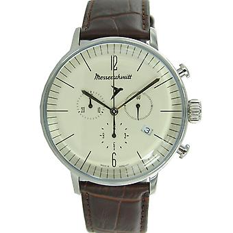 Aristo Messerschmitt mens Orologio Cronografo Aviator watch ME-4 H 152