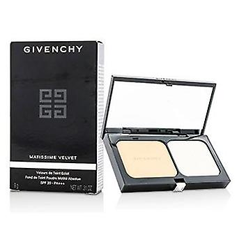 Givenchy Matissime Velvet Radiant Mat Powder Foundation SPF 20 - #03 Mat Pearl - 9g/0.31oz