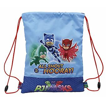 Safta Saco Plano Junior Pjmasks (Toys , School Zone , Backpacks)