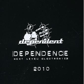 Afhængighed af 2010 - afhængighed 2010 [CD] USA import