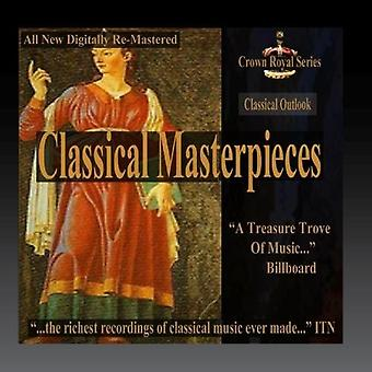 Various Artist - Classical Outlook - Classical Masterpieces/ Var [CD] USA import