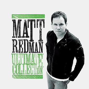 Matt Redman - Ultimate Collection [CD] USA import