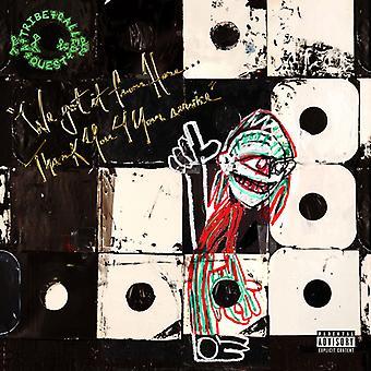 Tribe Called Quest - vi fik det fra her tak 4 din tjeneste [CD] USA importerer