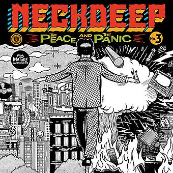 Neck Deep - The Peace and the Panic [CD] USA import